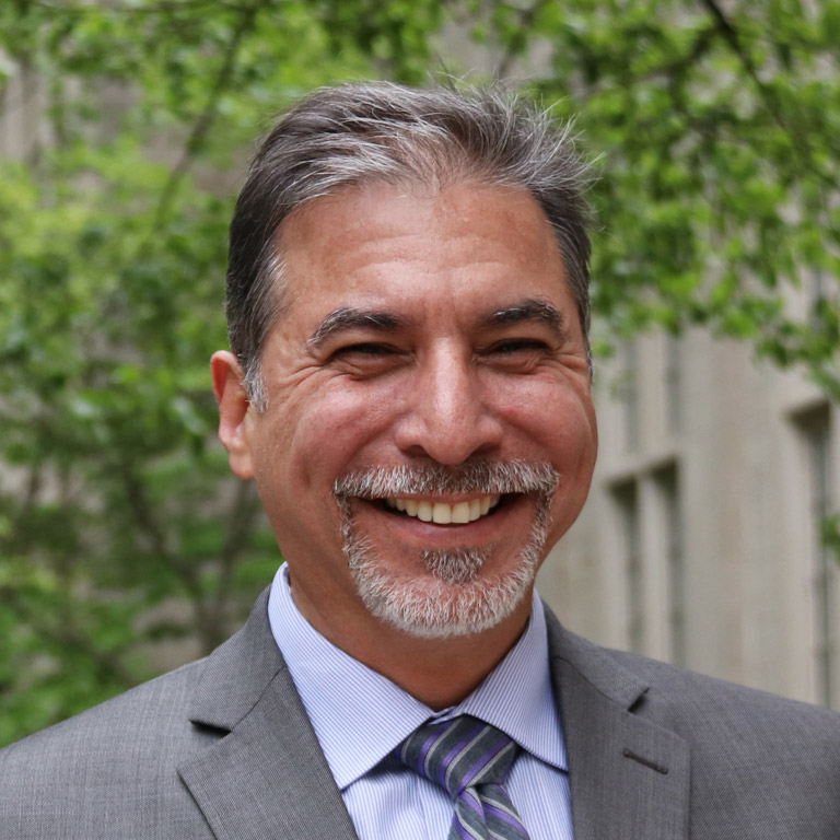 Portrait of Vice Provost for Diversity and Inclusion John Nieto-Phillips